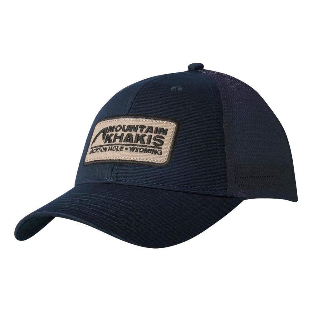 Mountain Khakis Soul Patch Trucker Cap MIDNIT_215