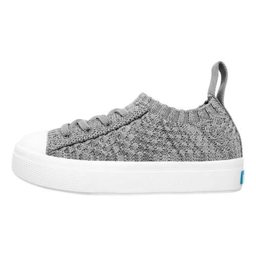 Native Kids Jefferson 2.0 LiteKnit Child Shoes Pigeongry