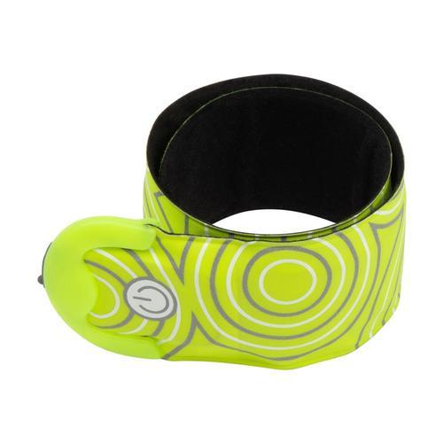 Nite Ize SlapLit Rechargeable LED Slap Wrap Neon_ylw.Grn