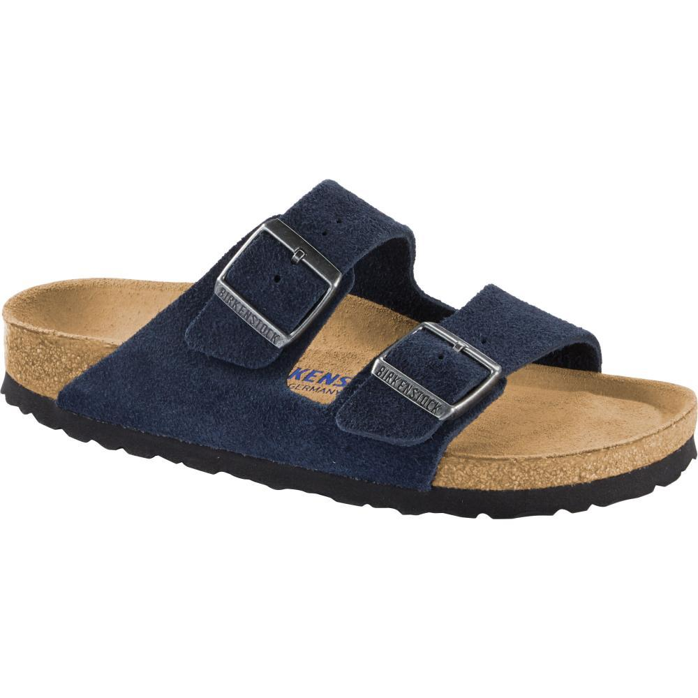 Birkenstock Women's Arizona Suede Leather Sandals NIGHT