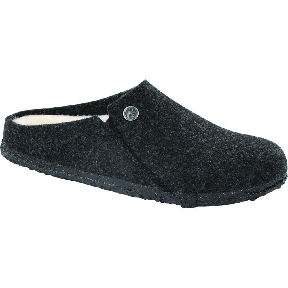 Birkenstock Women's Zermatt Wool Felt Slippers ANTHRCITE