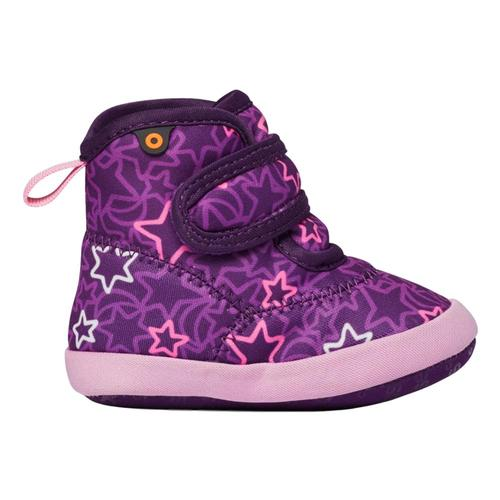 Bogs Baby Elliot II Night Sky Boots Purpmulti
