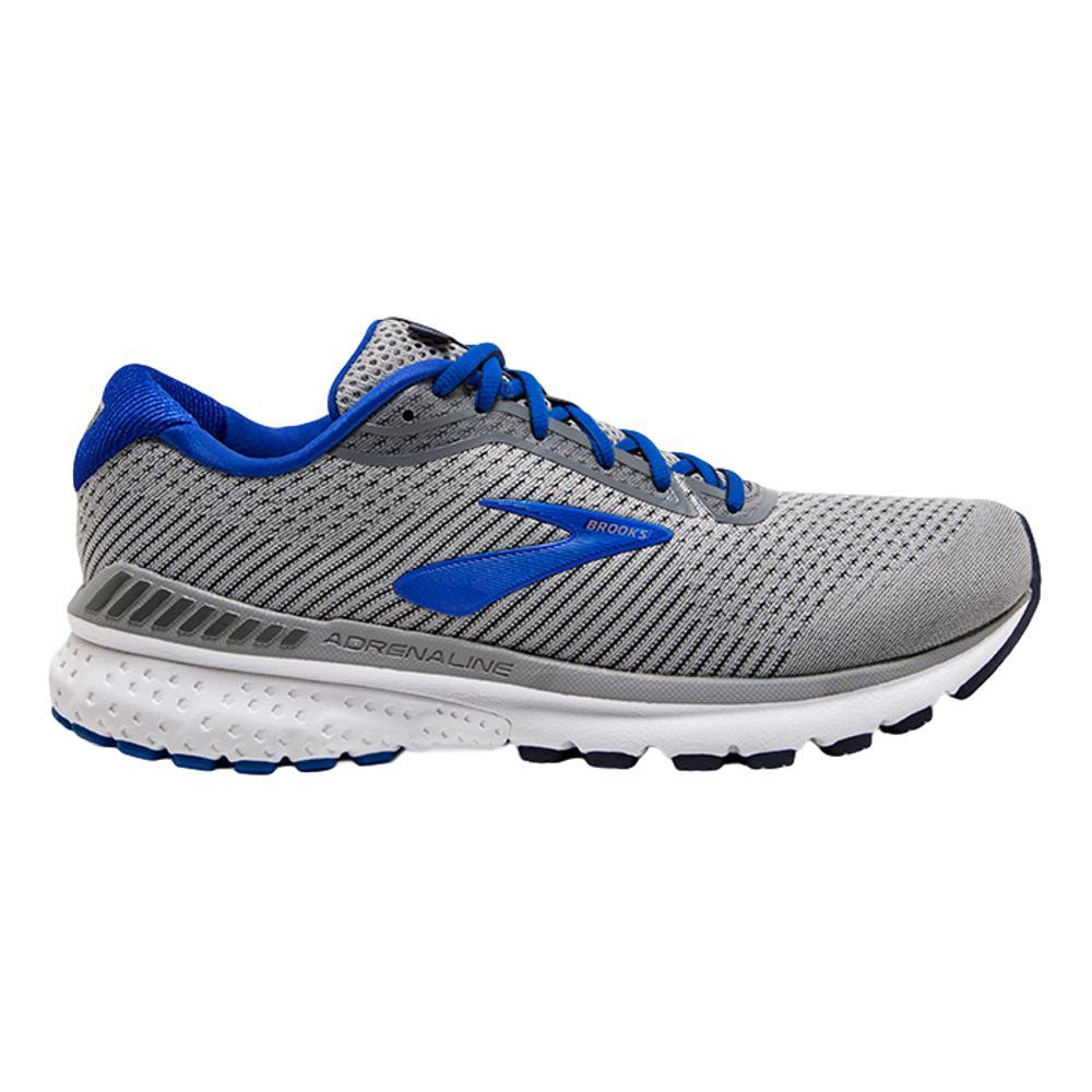 Brooks Men's Adrenaline GTS 20 Road Running Shoes GRY.BLU.NVY_051