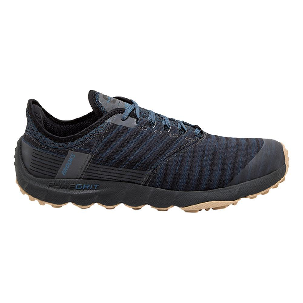 Brooks Men's Puregrit 8 Trail Running Shoes  EBN.DWT.BLK_457
