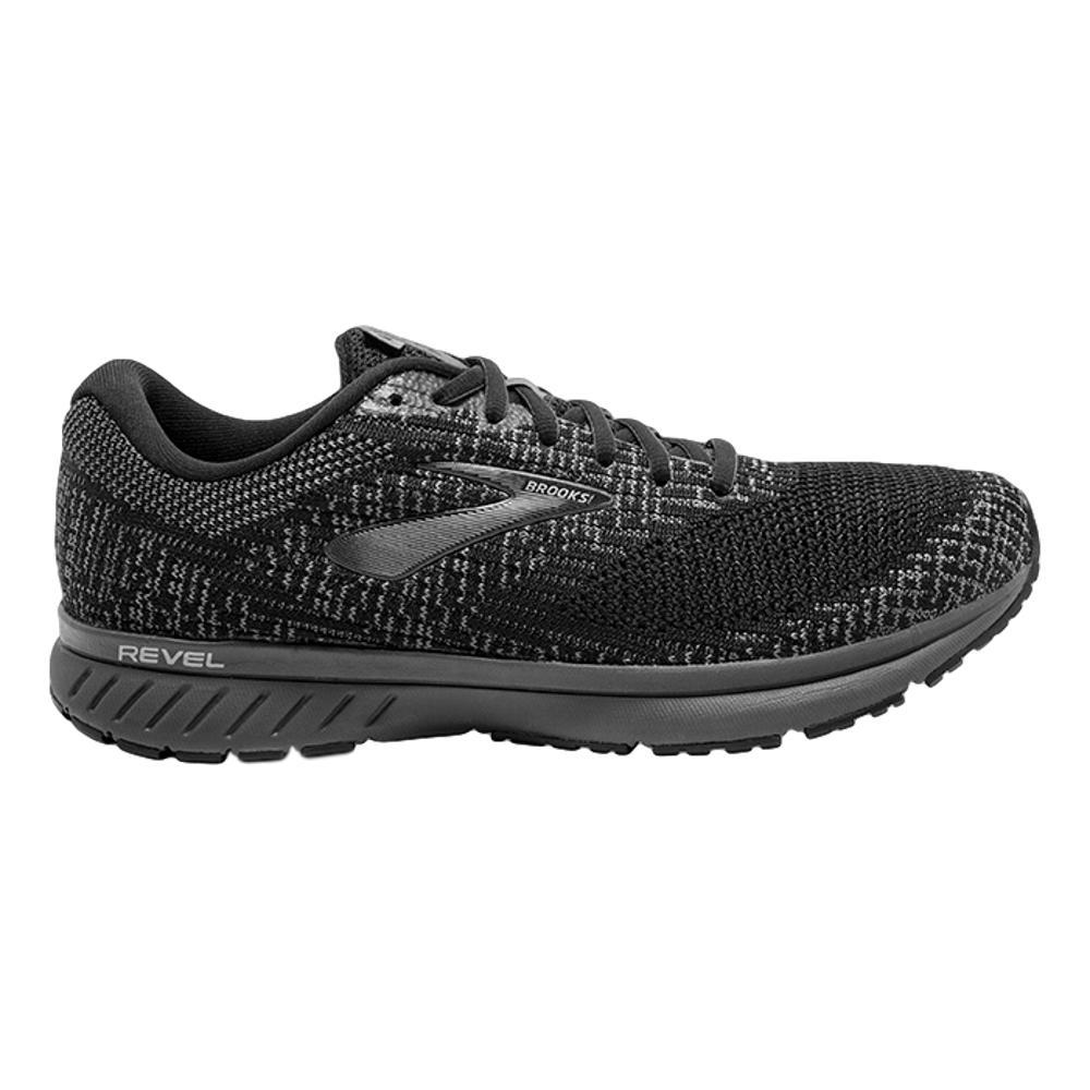 Brooks Men's Revel 3 Running Shoes BLK.PRL.PRM_088