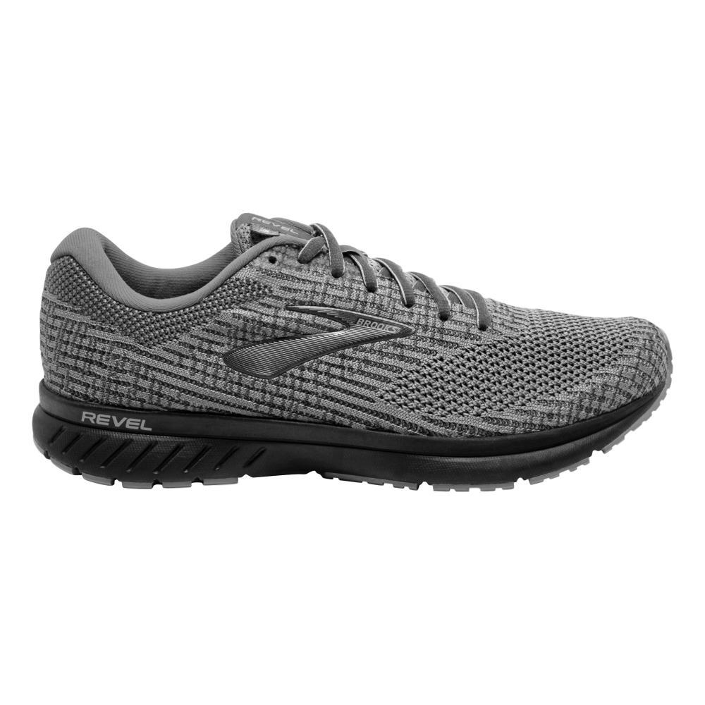 Brooks Men's Revel 3 Running Shoes PRM.EBN.BLK_010