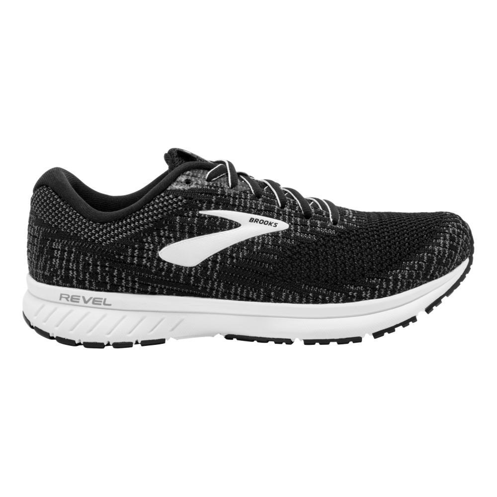 Brooks Women's Revel 3 Running Shoes BLK.BPL.WHT_012