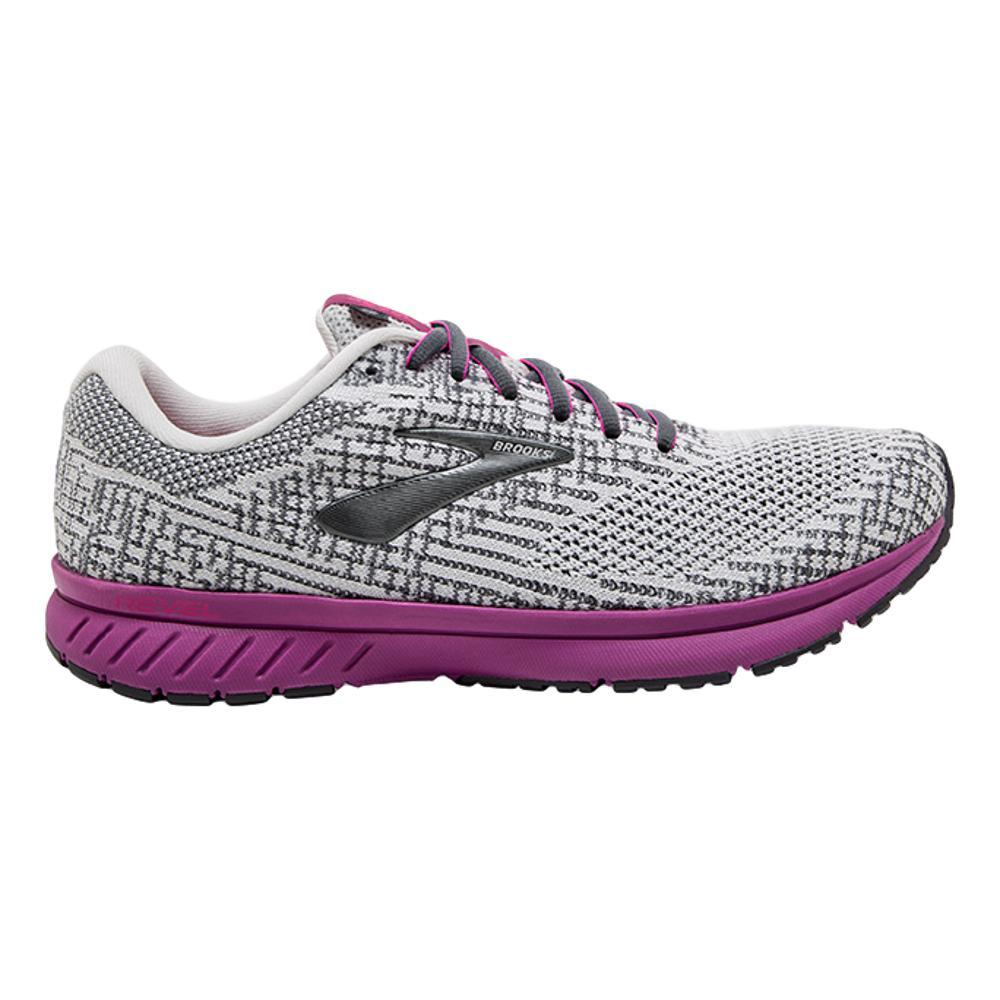 Brooks Women's Revel 3 Running Shoes GRY.PRM.HOL_034