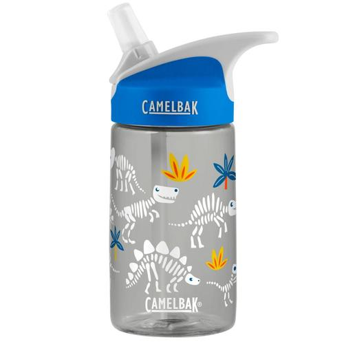 CamelBak eddy Kids .4L Water Bottle Dinoskeltn