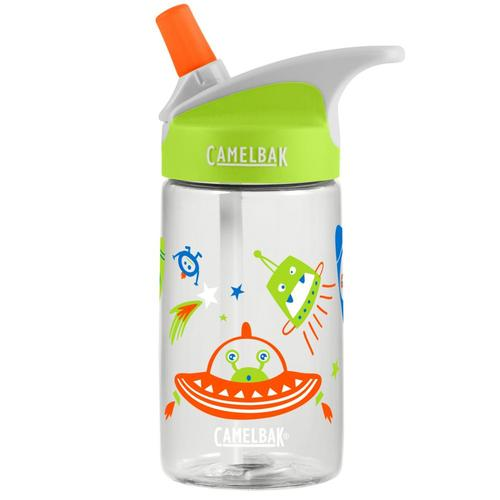 CamelBak eddy Kids .4L Water Bottle Spacealien