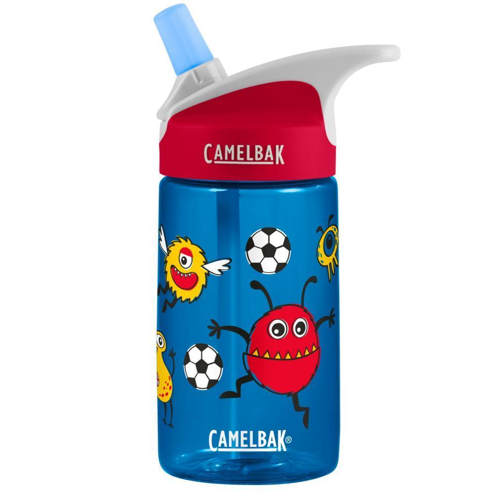 CamelBak eddy Kids .4L Water Bottle SOCCRMNSTR