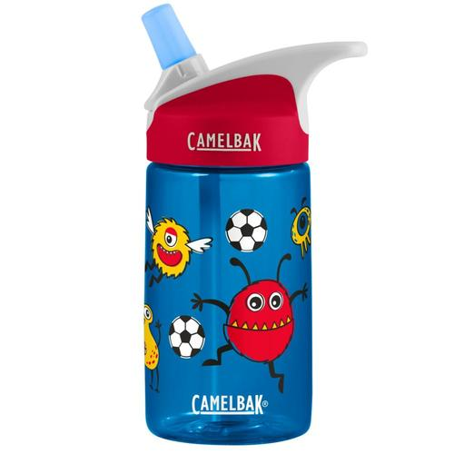 CamelBak eddy Kids .4L Water Bottle Soccrmnstr