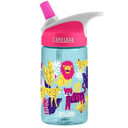 CamelBak eddy Kids .4L Water Bottle Junglecats