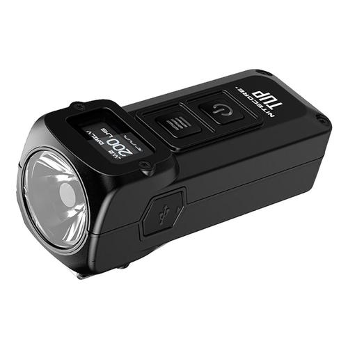 Nitecore TUP Pocket Light Black