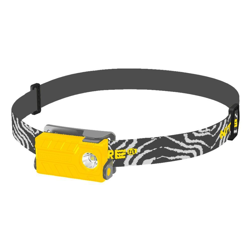 Nitecore NU20 Rechargeable Headlamp YELLOW