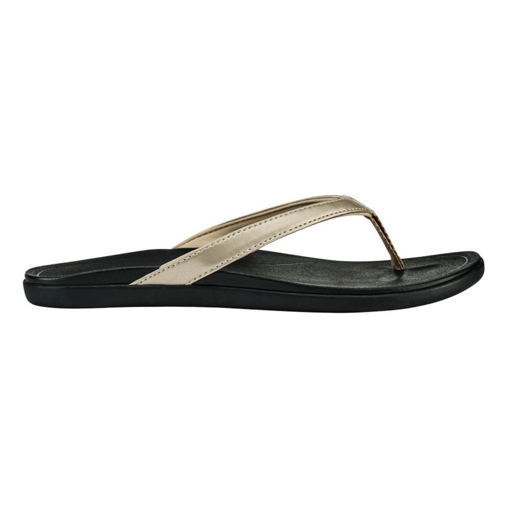 OluKai Women's Ho'opio Sandals BUBL.BLK_FA40
