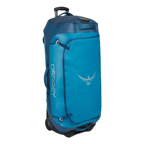 Osprey Transporter Wheeled Duffel 120 Kingfisher_blue