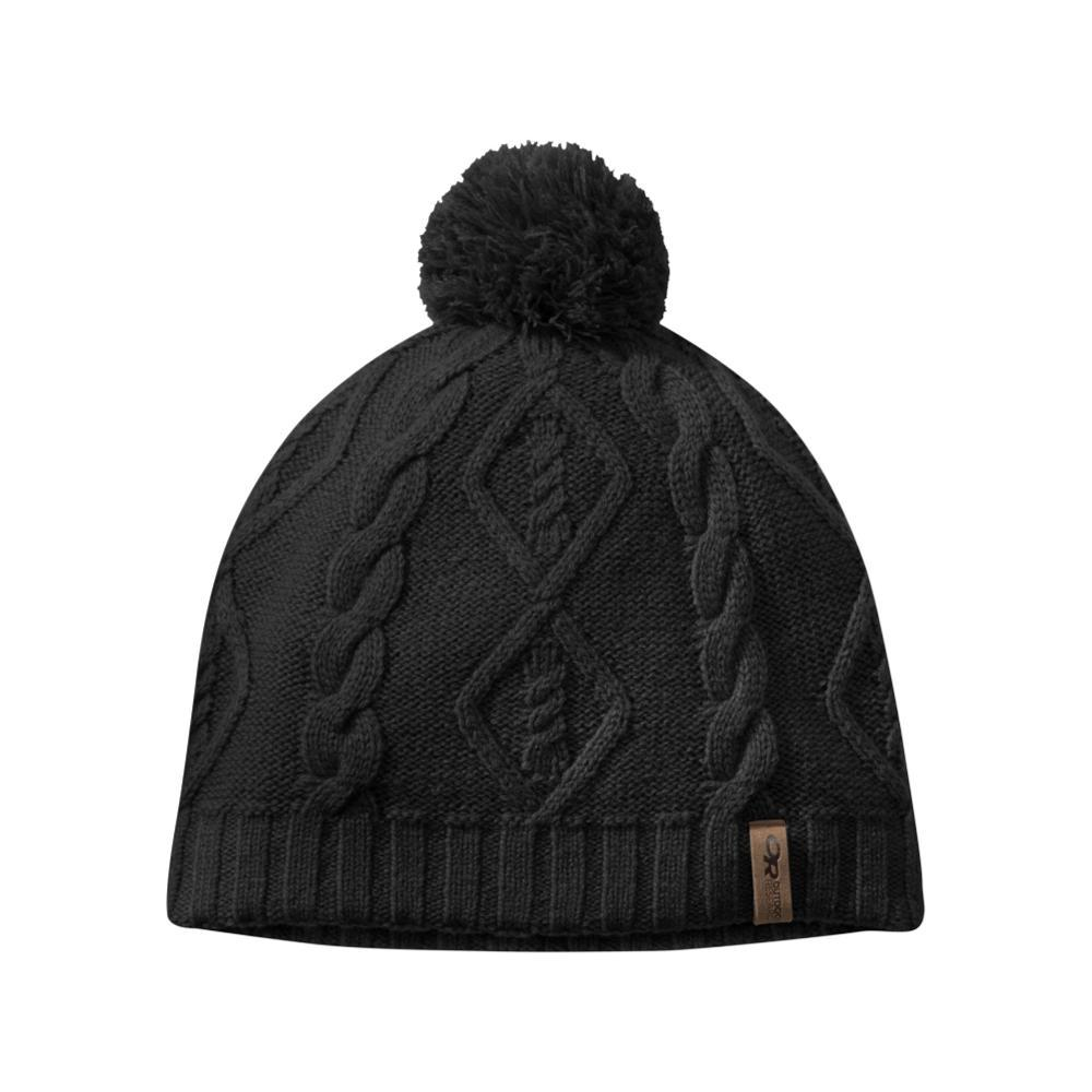 Outdoor Research Women's Lodgeside Beanie BLACK_001