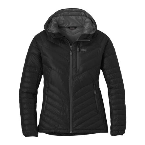 Outdoor Research Women's Illuminate Down Hoody Black_0001