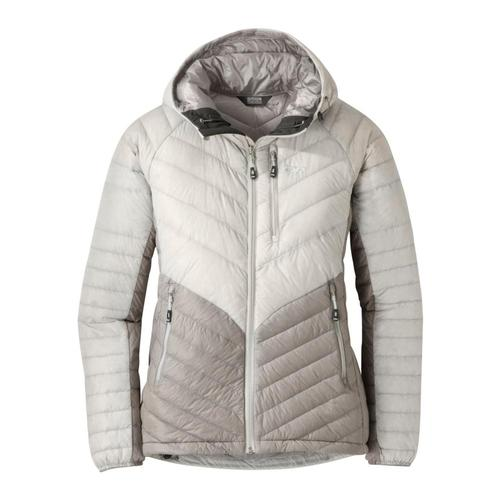 Outdoor Research Women's Illuminate Down Hoody Sand_1311