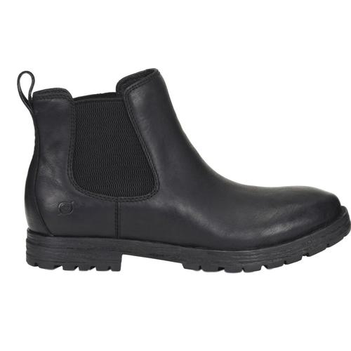 Born Men's Pike Boots Black.Fg