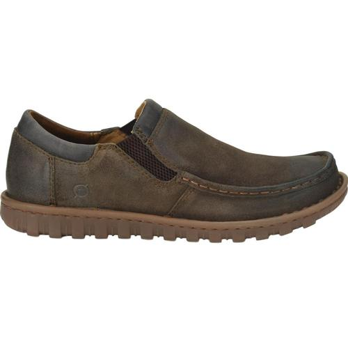 Born Men's Gudmund Shoes Taupe.Ds