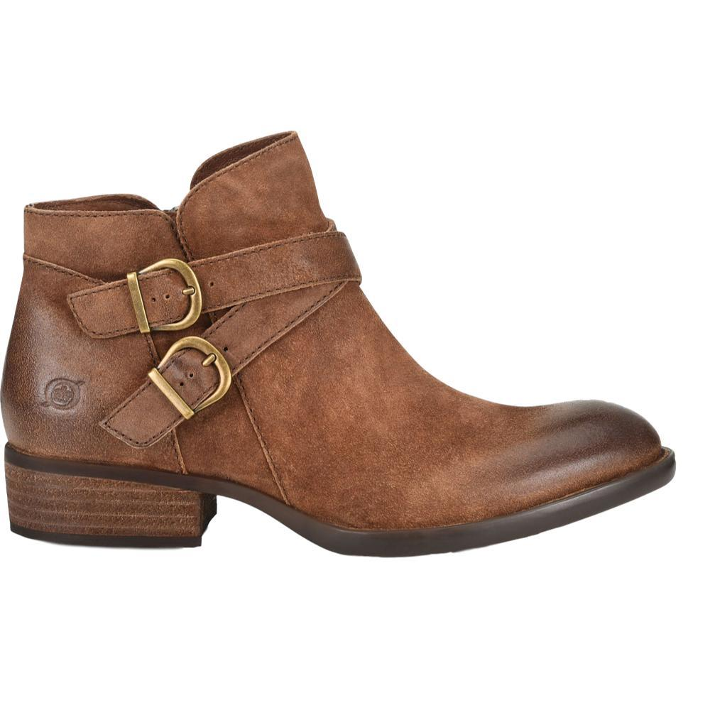 Born Women's Ozark Ankle Boots RUST.DS