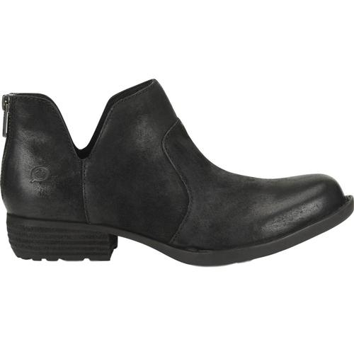 Born Women's Kerri Ankle Boots Black.Ds