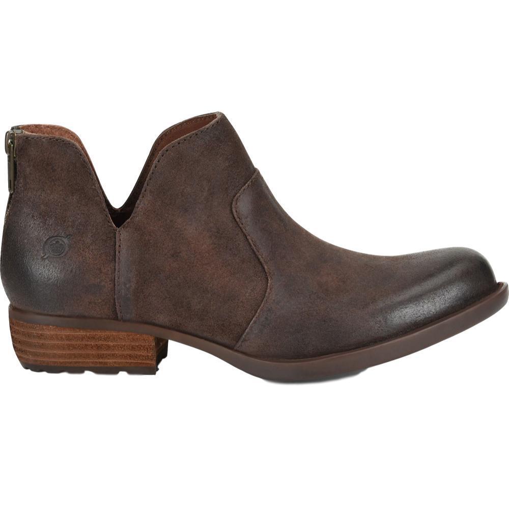 Born Women's Kerri Ankle Boots DKBRN