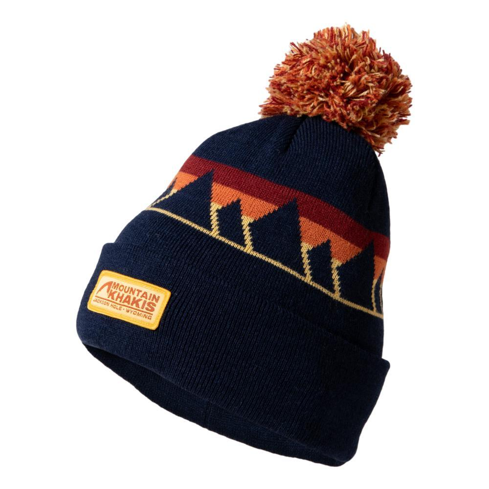 Mountain Khakis Teton Sunset Beanie NAVY_156
