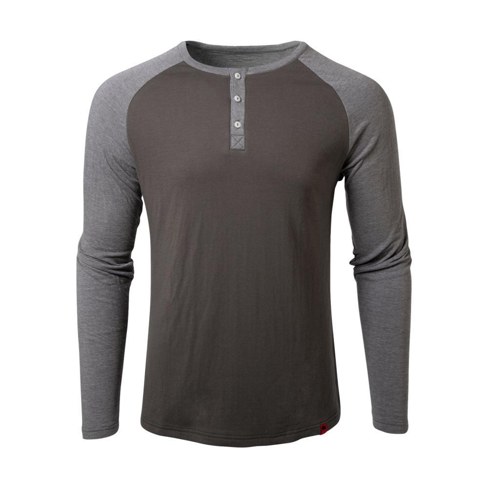 Mountain Khakis Men's Dugout Henley TERRA