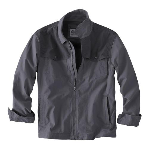 Mountain Khakis Men's All Mountain Jacket Gunmetal
