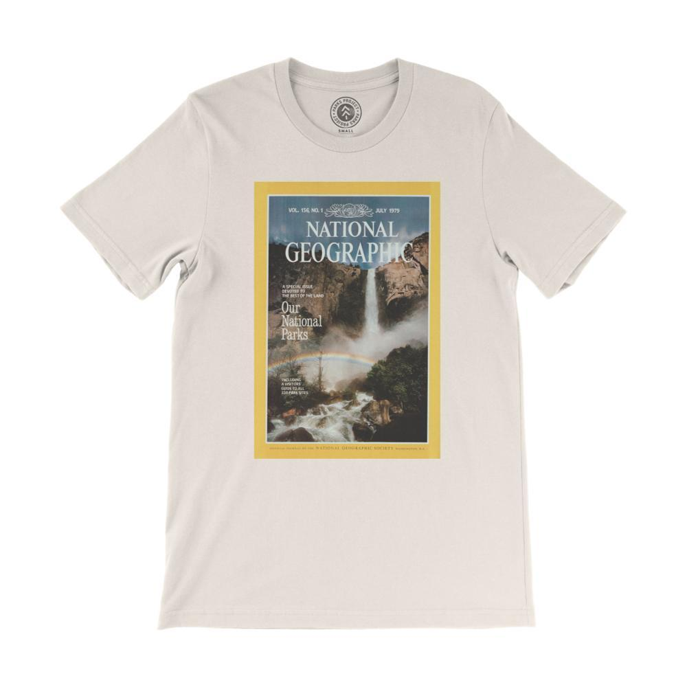 National Geographic X Parks Project Vintage Magazine Cover Tee NATURAL