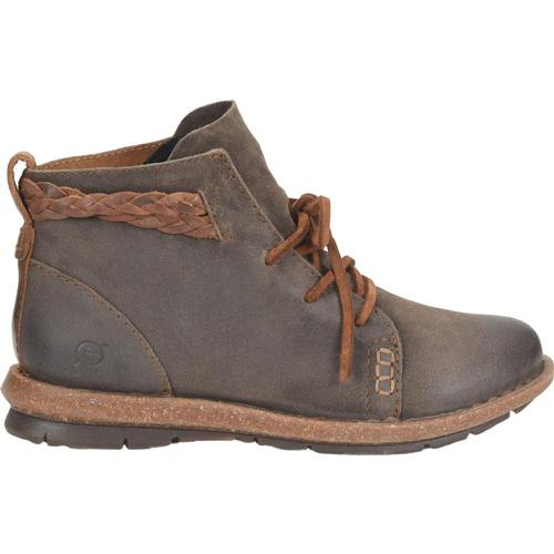 Born Women's Temple Boots Taupe.Ds