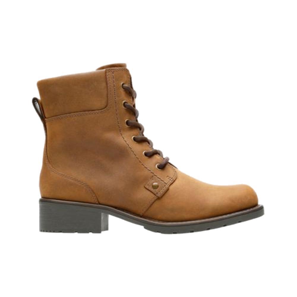 Clarks Women's Orinoco Spice Boots BROWN.SNF