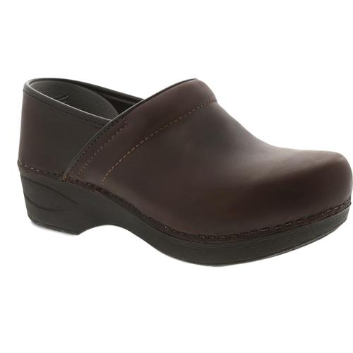 Dansko Women's XP 2.0 Clogs Brn.Wp.Pulup