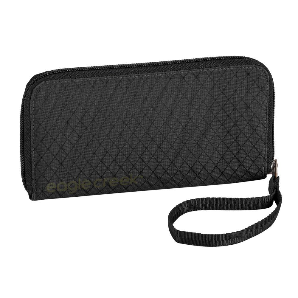 Eagle Creek RFID Wristlet Wallet JET.BLK_281
