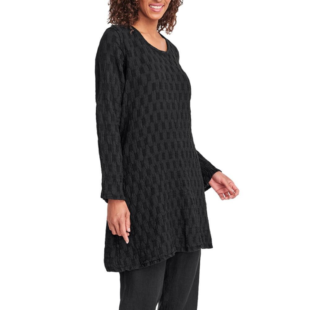 FLAX Women's Effortless Tunic NOIREPUCKER