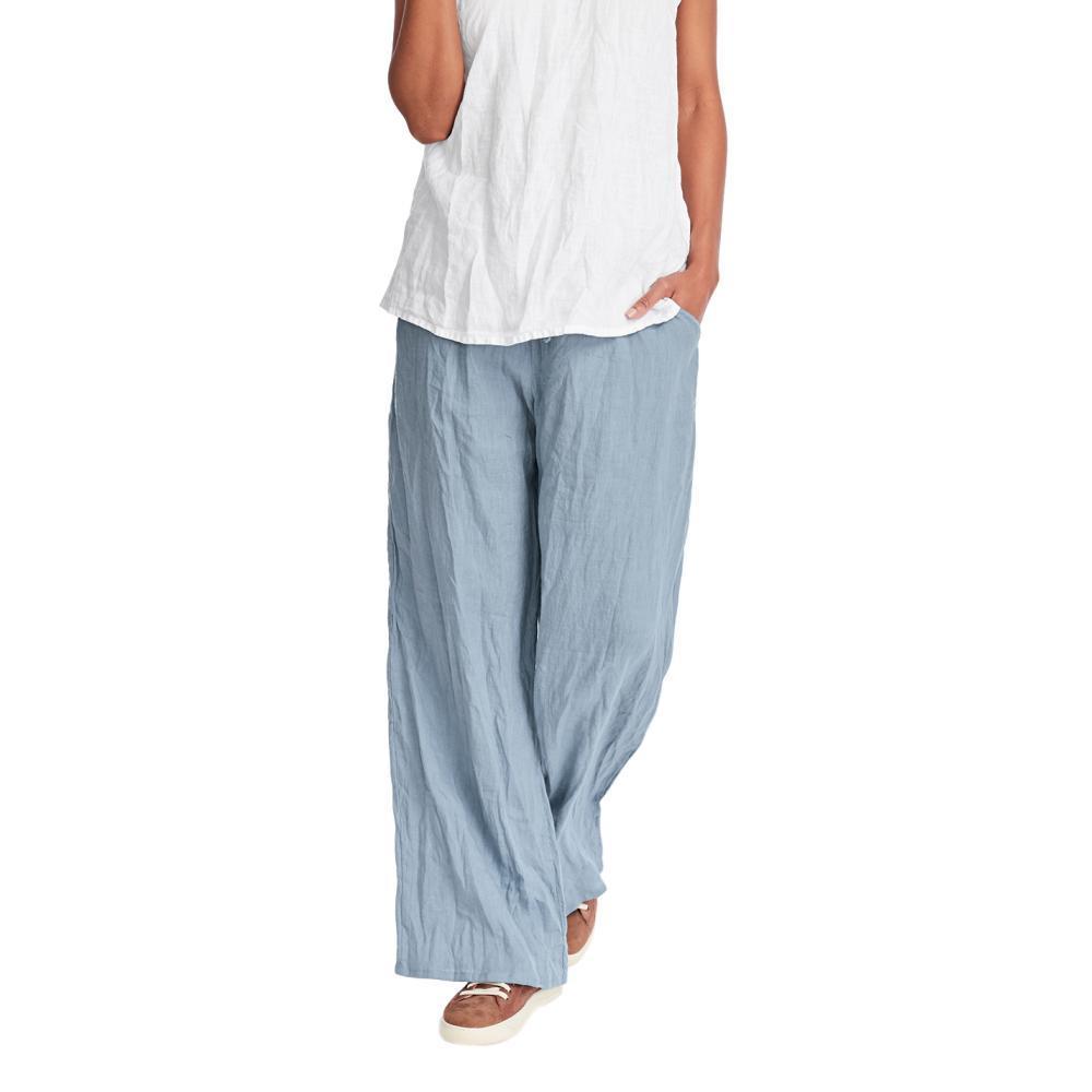 FLAX Women's Flat Iron Pants BLUECORN