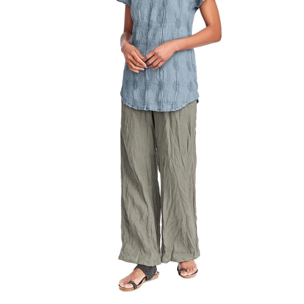 FLAX Women's Flat Iron Pants ROSEMARY