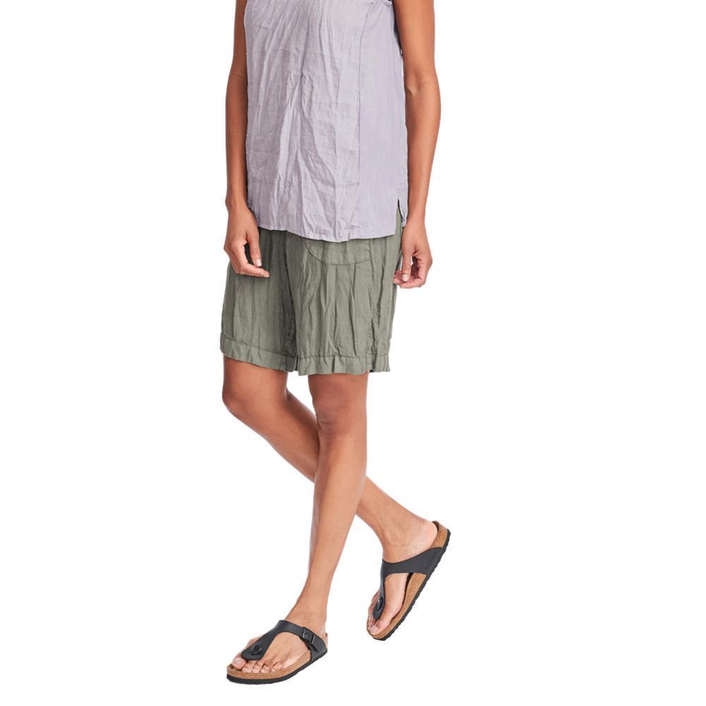 FLAX Women's Shorty Shorts ROSEMARY