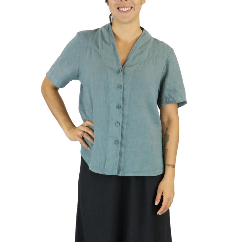 FLAX Women's Selected Version Blouse MINERAL
