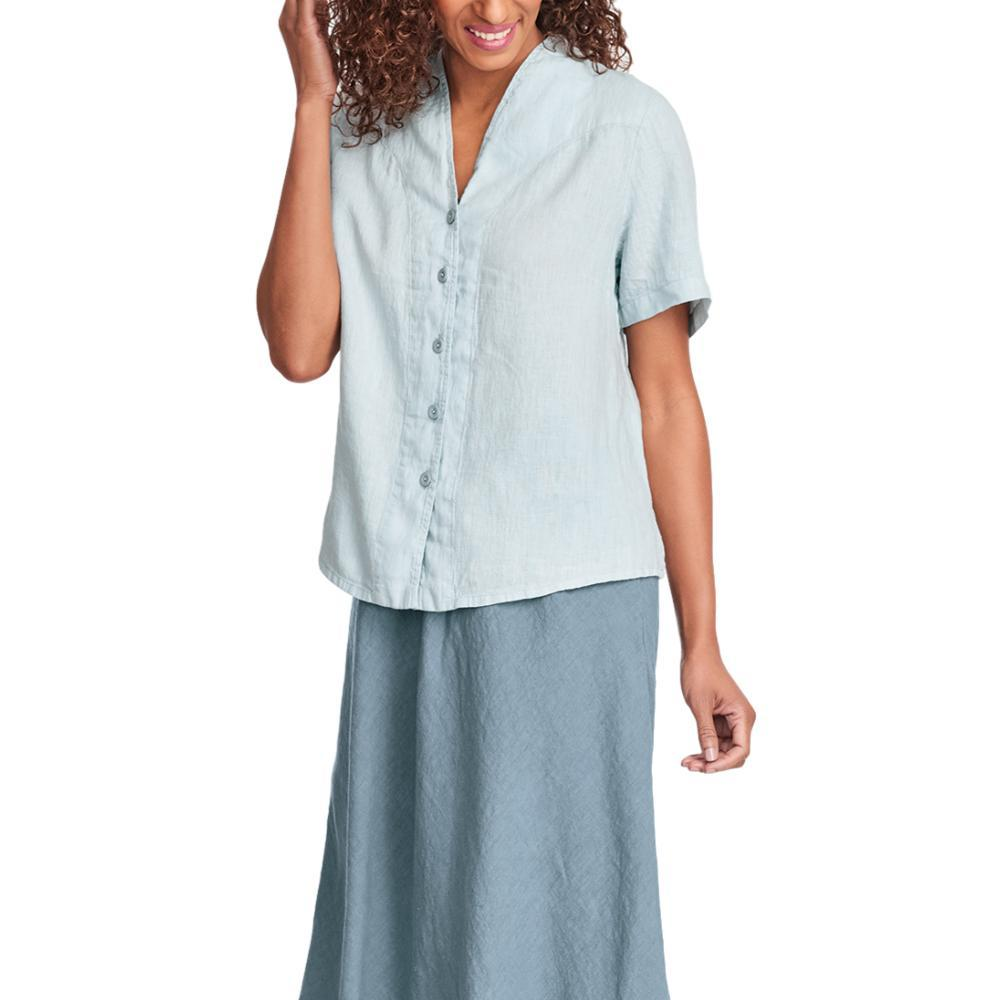 FLAX Women's Selected Version Blouse SEAMIST