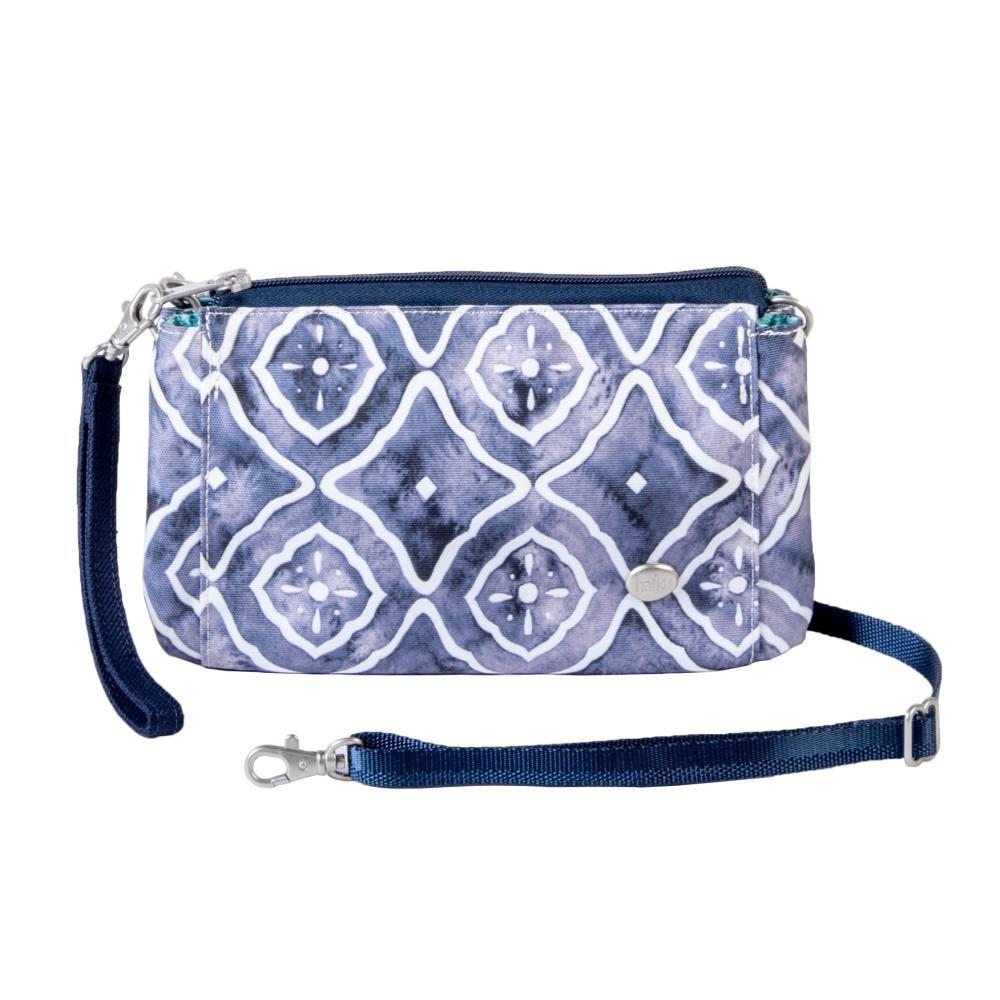 Haiku Women's Stride Crossbody Wristlet Wallet GEOWASHPRT