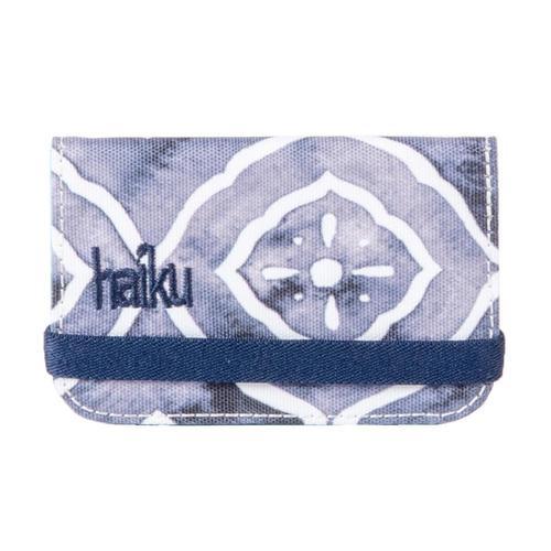 Haiku Women's RFID Mini Wallet Geowashprt