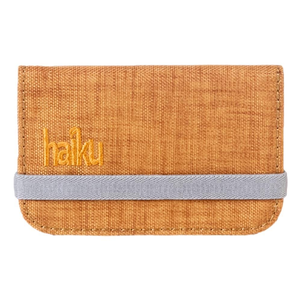 Haiku Women's RFID Mini Wallet GOLDENROD