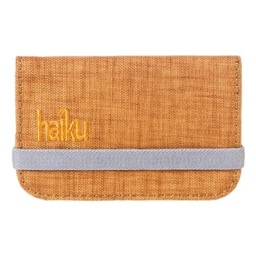Haiku Women's RFID Mini Wallet Goldenrod