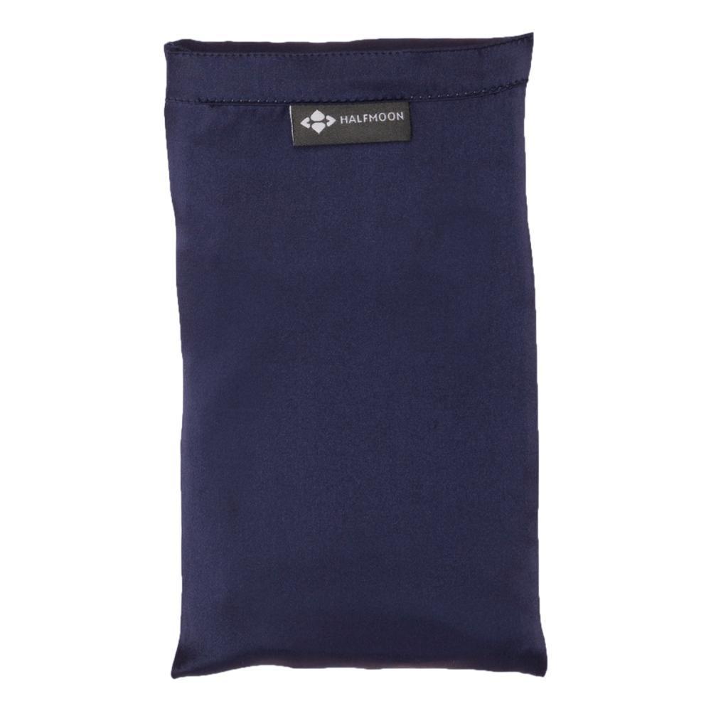 Halfmoon Silk Eye Pillow INDIGO_LAVENDAR