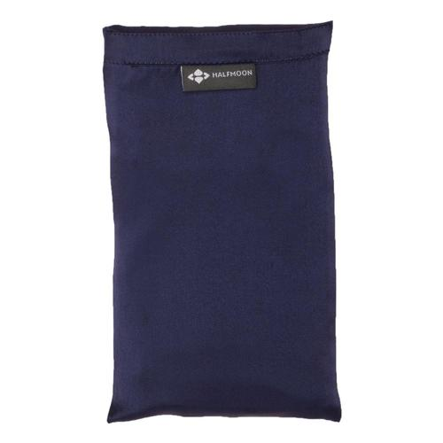 Halfmoon Silk Eye Pillow Indigo_lavendar