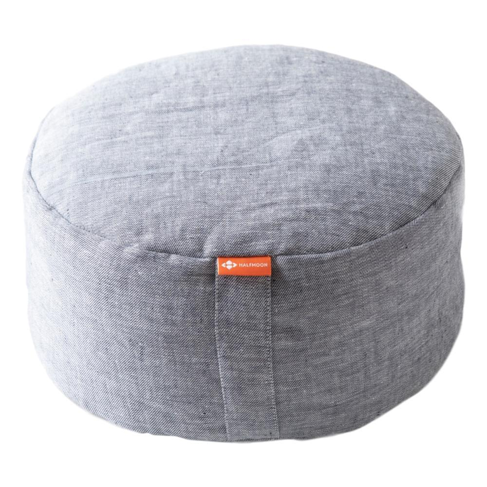 Halfmoon Mod Meditation Cushion - Limited Edition LT.DNM_LINEN